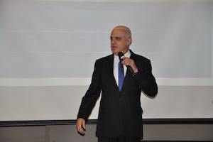 Superintendente da Expressa Group Mario Nogueira