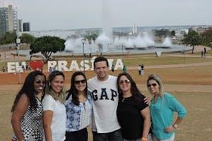 FARMACÊUTICOS REUNIDOS NO CITY TOUR