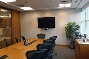 Sala de Reuniões de Curitiba