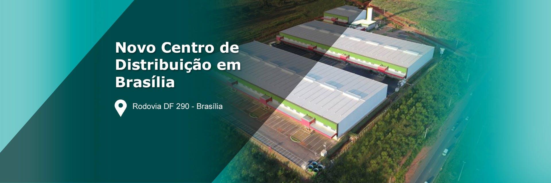 Novo CD Brasilia